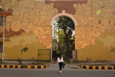 Delhi Diaries: Vishvaroopa by Inkbrushnme
