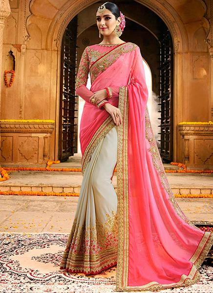 Must-Have sarees For NewlyWed Brides | Sarees for bridal trousseau