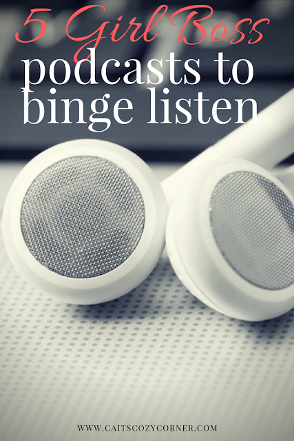 5 Girl Boss Podcasts To Binge Listen Right Now