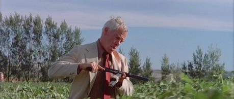 Lee Marvin's Beige Suit in Prime Cut