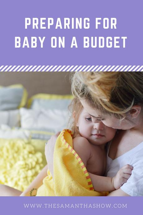 Preparing for baby on a budget