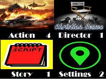 ABC Film Challenge – Action Movies – V – Vigilante Diaries (2016)