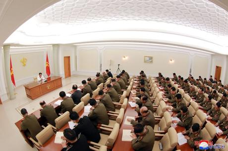 Central Military Commission Meeting Held