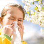 Summer colds cause sniffles