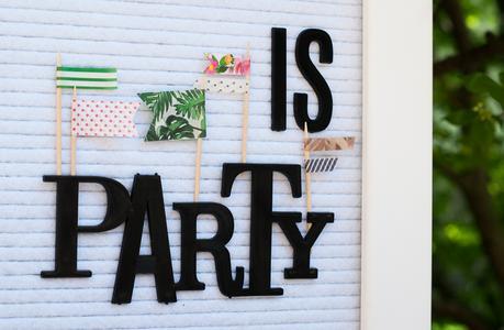 Heidi Swapp | Summer Party