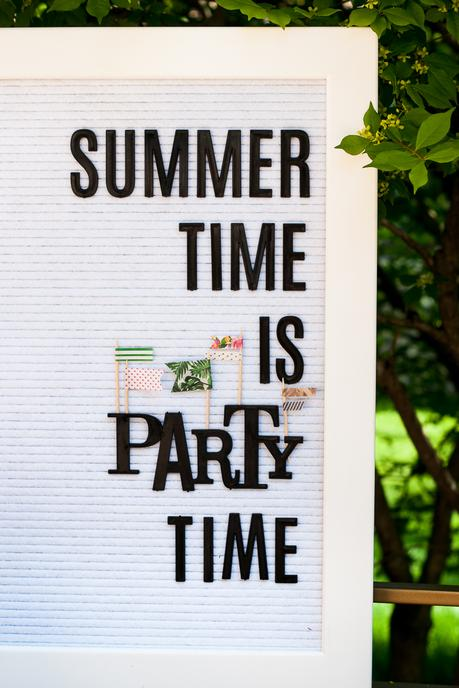 Heidi Swapp | Summer Party