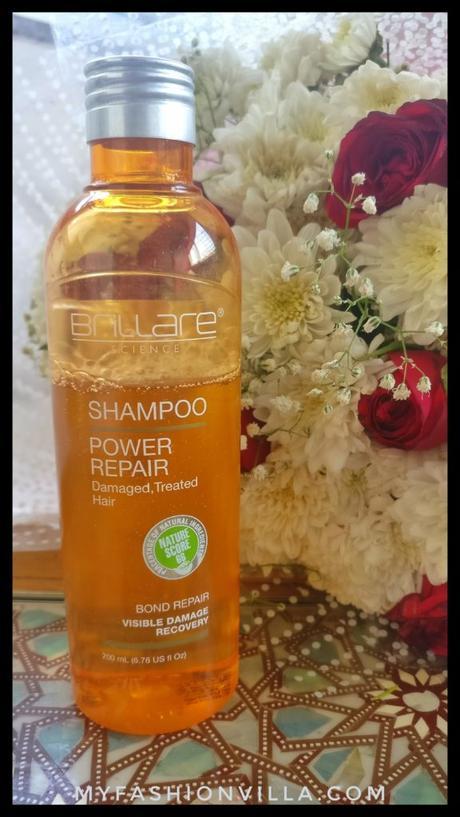 Brillare Shampoo Review