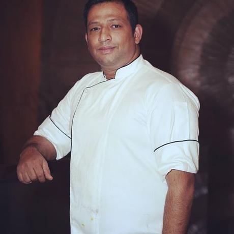 Chef Umez Bara Darhi Westin Gurgaon