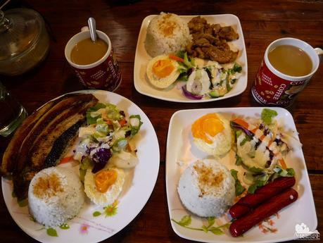 Silog meals