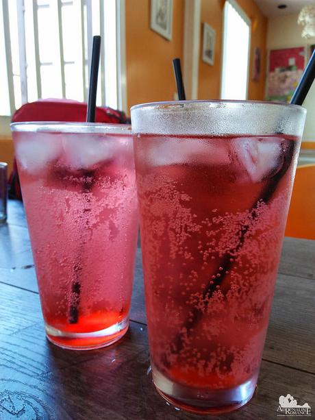 Italian soda cherry flavor