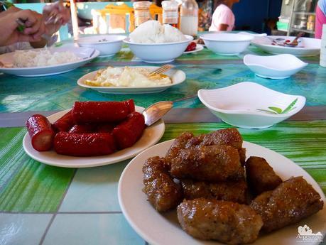 Benguet sausages
