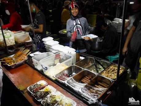 Baguio street food