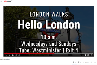 Our Latest Movie! Hello London - A Film by @newsocracytv Guided by @tourguidesimon