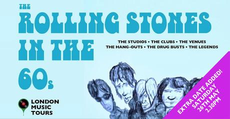 Friday is Rock'n'Roll London Day: An EXTRA #RollingStones Special!