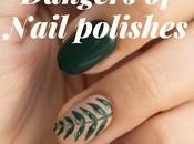 Dangers Using Nail Polishes