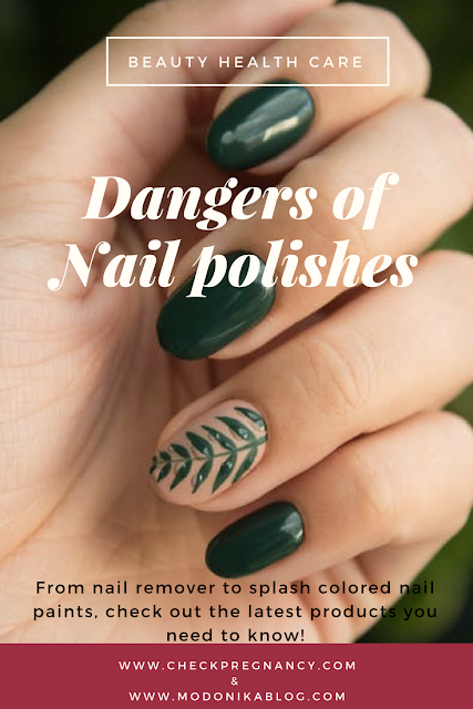 effects of nail polish