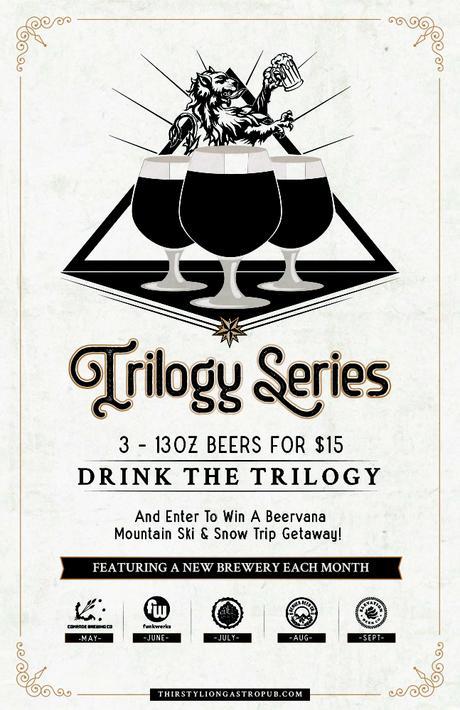 Thirsty Lion Denver: Impossible Burger, Summer Beer Trilogy & More