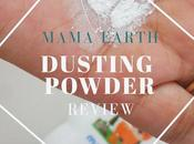 Mama Earth Talc Free Organic Dusting Powder Babies Review