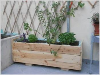 diy wood pallet planter ideas