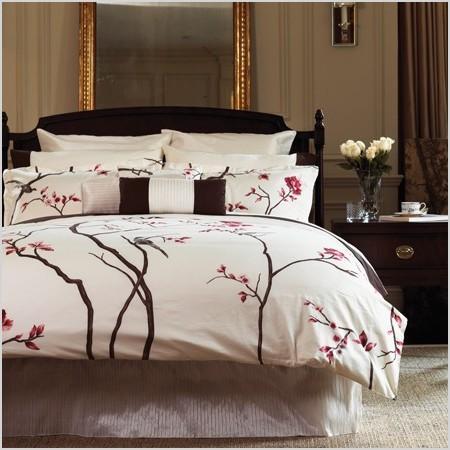 japanese inspired bedding