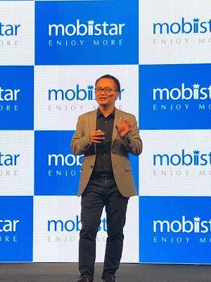 Carl Ngo, CEO of Mobiistar