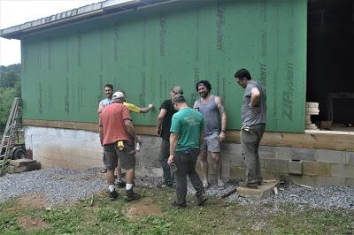 The Guys -- Working Together