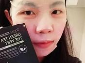 Sooae Green Natural Collagen Essence Mask #maskmayhem2018 #maskmayhem Hosted @lemondropglow This Second Mask. Right Away Open Package, Smell Very Pleasant Scent, Think Gr...