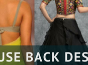 Blouse Back Designs Rule This Season