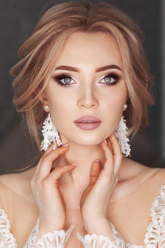 Wedding Make Up.30 Soft Wedding Makeup Inspiring Ideas Paperblog