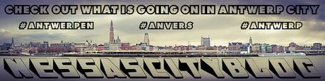 This weekend in Antwerp: 1st, 2nd & 3rd June
