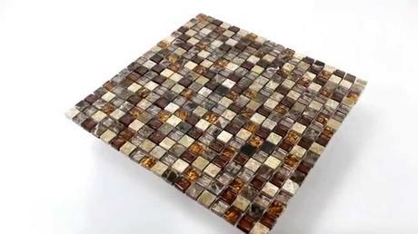 Naturstein Mosaik Fliesen Ebenbild Das Sieht Wunderschöne