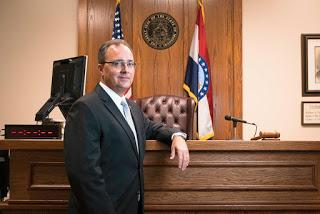 Missouri Judge Jerry Harmison, Eric Greitens Appointee, Finds Carol Guilty Offense Even