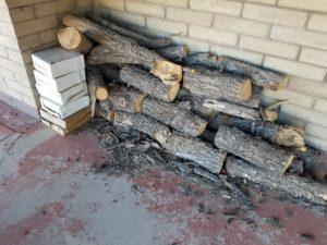 fire-wood