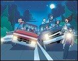 First Look: Wet Hot American Summer OGN by Hastings & Hayes (BOOM!)