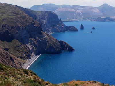 Sicily 14:  The Aeolian Islands     [Sky Watch Friday]