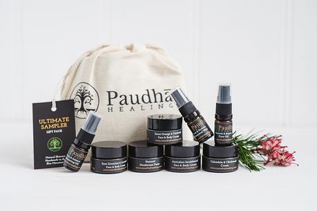 Win the Ultimate Sampler from Paudha Healing