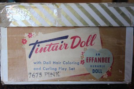 Effanbee's Tintair Honey Doll