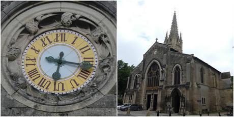 The clocks of Bordeaux 2/2