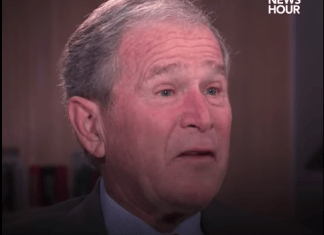 George W Bush Writes How His Mother Died Holding His Father's Hands