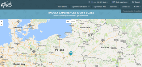 Surprise Your Friend By Giving a Tinggly Experience as a Gift