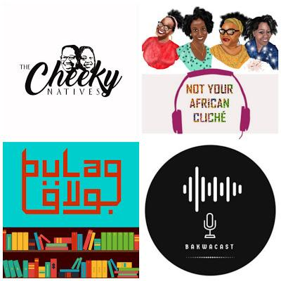 On Book Podcasts for African Book Lovers