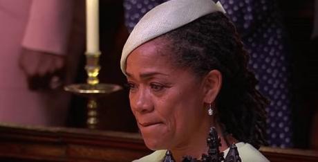 Meghan Markle's Mother Doria Ragland Revealed Her Favorite Wedding Moment