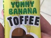 Today's Review: Walker's Yummy Banana Toffee