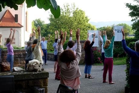 May Call Celebration 2018 in Neckarelz, Germany