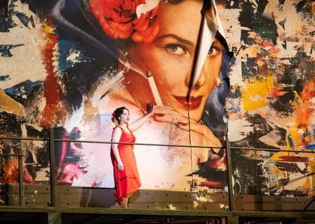 Opera Phila's opening scene of Carmen