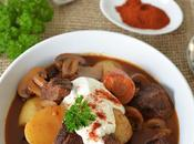 Easy Classic Healthy Wine Beef Stew