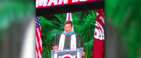 Jimmy Fallon Surprise Commencement Speaker At Stoneman Douglas Graduation