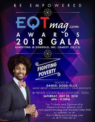 Equanimity Awards Gala To Honor Changemakers on July 28