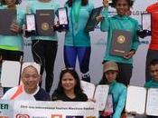 Team 7-11 Philippines Dominated South Korea Race