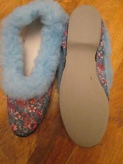 Slippers - Real or Fairytale?